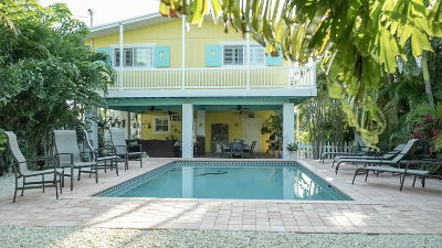 Key Largo Single Family Home For Sale: 17 Center Lane