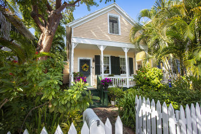 Key West Single Family Home For Sale: 1403 Olivia Street