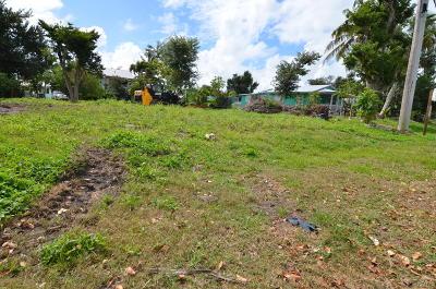 Sugarloaf, Cudjoe, Saddle Bunch Residential Lots & Land For Sale: 19620 Mayan Street