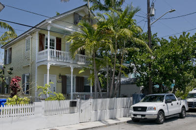 Key West FL Single Family Home For Sale: $1,079,000