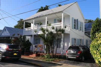 Key West, Stock Island, Geiger, Key Haven, Shark Key Single Family Home For Sale: 816 Ashe Street
