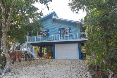 Islamorada FL Single Family Home For Sale: $499,000