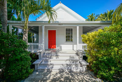 Key West FL Single Family Home For Sale: $1,659,000