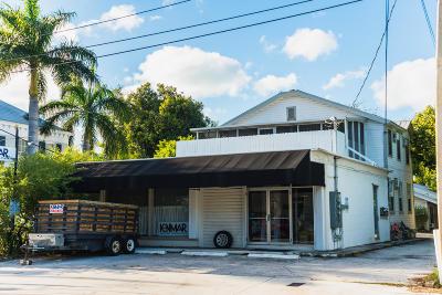Key West Commercial For Sale: 1209 Truman Avenue