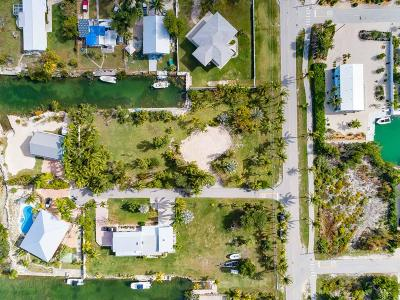 Monroe County Residential Lots & Land For Sale: 47,  48,  49 Angelfish Lane