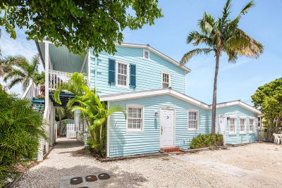 Key West FL Condo/Townhouse For Sale: $599,000