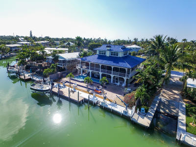 Islamorada FL Single Family Home For Sale: $1,725,000