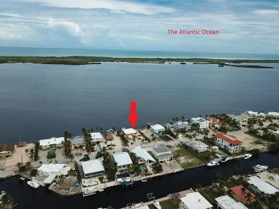 Key Largo Single Family Home For Sale: 626 Island Drive