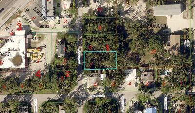 Residential Lots & Land For Sale: Holiday Blvd