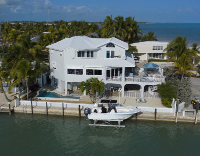 Islamorada Single Family Home For Sale: 262 Sunset Drive