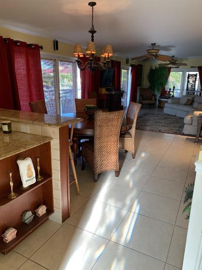 Key Largo Single Family Home For Sale: 236 Atlantic Boulevard