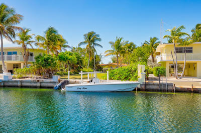 Islamorada Residential Lots & Land For Sale: Gulfview Drive