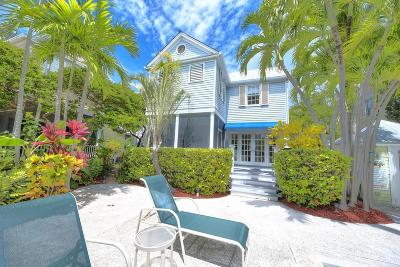 Key West, Stock Island, Geiger, Key Haven, Shark Key Single Family Home For Sale: 702 Catherine Street