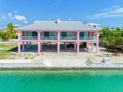 Monroe County Single Family Home For Sale: 650 Cruikshank Isle