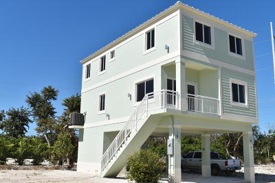 Key Largo Single Family Home For Sale: 94825 Overseas Highway #8