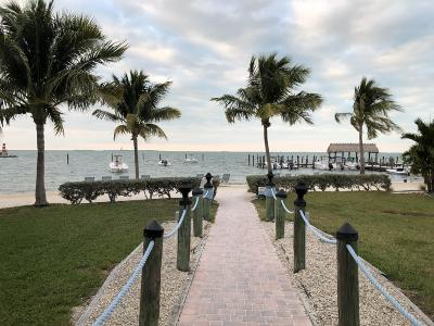 Islamorada Condo/Townhouse For Sale: 87200 Overseas Highway #P1
