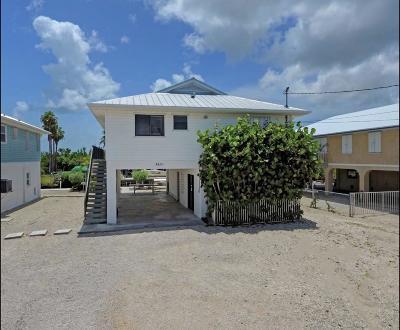 Big Pine, No Name Single Family Home For Sale: 3651 South Seas Street