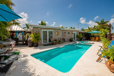 Key West, Stock Island, Geiger, Key Haven, Shark Key Single Family Home For Sale: 1501 4th Street