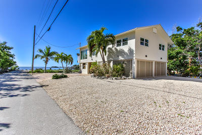 Single Family Home For Sale: 1200 E 63rd Street Ocean