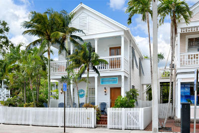 Key West, Stock Island, Geiger, Key Haven, Shark Key Single Family Home For Sale: 1212 Duval Street