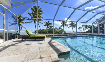 Islamorada Single Family Home For Sale: 80531 Old Highway