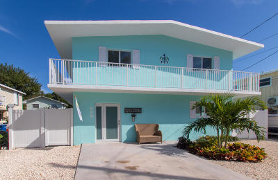 Key Largo Single Family Home For Sale: 998 Gibraltar Road
