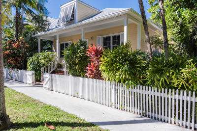 Key West, Stock Island, Geiger, Key Haven, Shark Key Single Family Home For Sale: 26 Spoonbill Way
