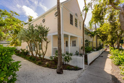 Key West, Stock Island, Geiger, Key Haven, Shark Key Condo/Townhouse For Sale: 202 Southard Street #11
