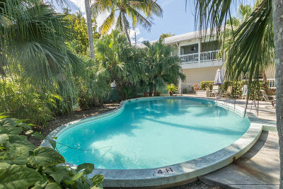 Key West Condo/Townhouse For Sale: 3255 Duck Avenue #9
