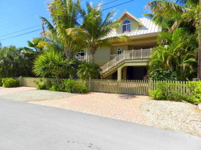 Islamorada Single Family Home For Sale: 134 Giardino Drive