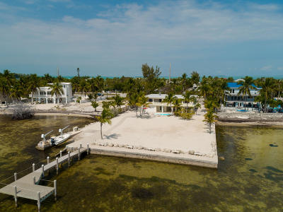 Islamorada FL Single Family Home For Sale: $2,795,000