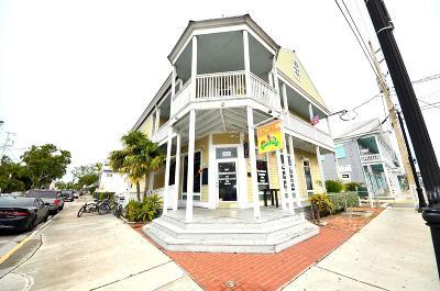 Key West Commercial For Sale: 1101 Truman Avenue