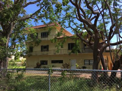 Key Largo FL Single Family Home For Sale: $599,000