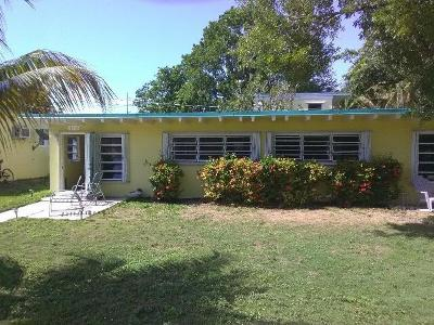 Key Largo Multi Family Home For Sale: 106 Canal Street