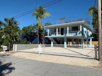 Tavernier Single Family Home For Sale: 234 Hispanola Road
