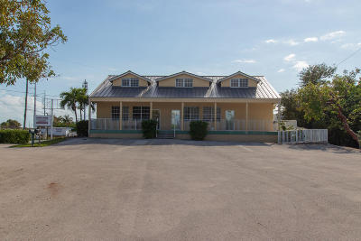 Marathon Commercial For Sale: 13369 Overseas Highway