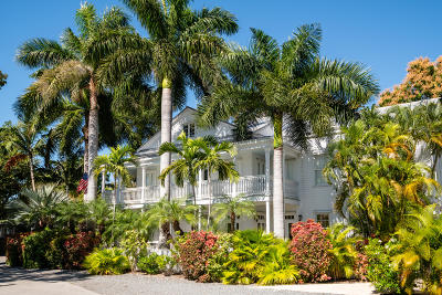 Key West, Stock Island, Geiger, Key Haven, Shark Key Single Family Home For Sale: 1109 Windsor Lane