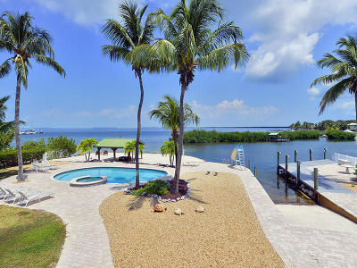 Key Largo FL Single Family Home For Sale: $1,975,000