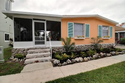 Key Largo FL Single Family Home For Sale: $630,000