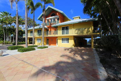 Key Largo Single Family Home For Sale: 555 Ocean Cay