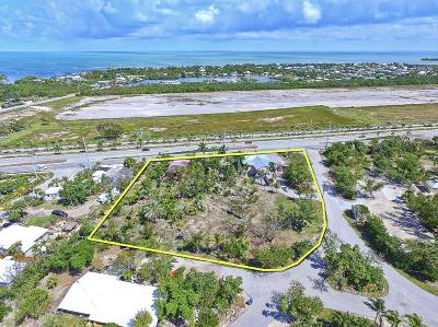 Marathon Commercial For Sale: 7537 Overseas Highway