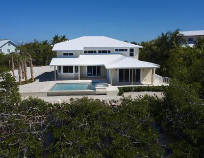 Islamorada Single Family Home For Sale: 89 Venetian Drive