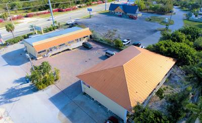 Marathon Commercial For Sale: 6465 Overseas Highway