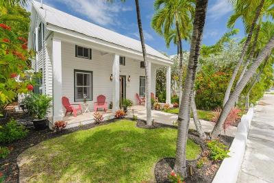 Key West FL Single Family Home For Sale: $1,249,000