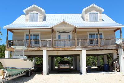 Sugarloaf, Cudjoe, Saddle Bunch Single Family Home For Sale: 22891 John Silver Lane