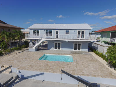 Islamorada Single Family Home For Sale: 182 Gulfview Drive