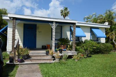 Key West Single Family Home Contingent: 2827 Harris Avenue