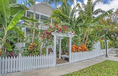 Key West, Stock Island, Geiger, Key Haven, Shark Key Single Family Home For Sale: 1 Kestral Way
