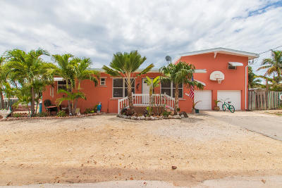 Islamorada FL Single Family Home For Sale: $999,000