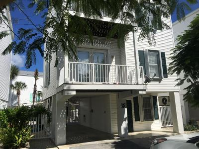 Marathon Condo/Townhouse For Sale: 340 24th Street Ocean